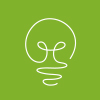 icon-line-green-bulb