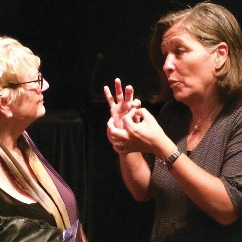 Conversations with Tiziana