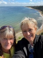 Deb and Kerrie